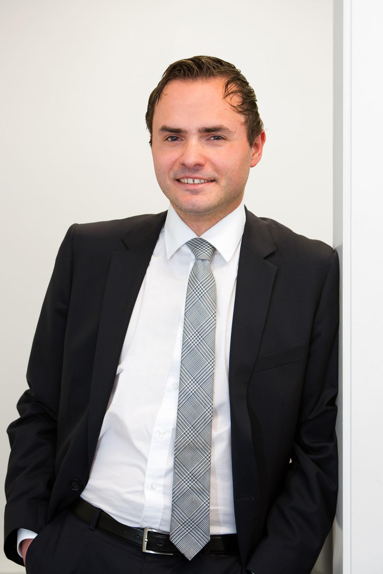 Portraitserie   Rechtsanwalt Stefan Radmacher   Mai 2013